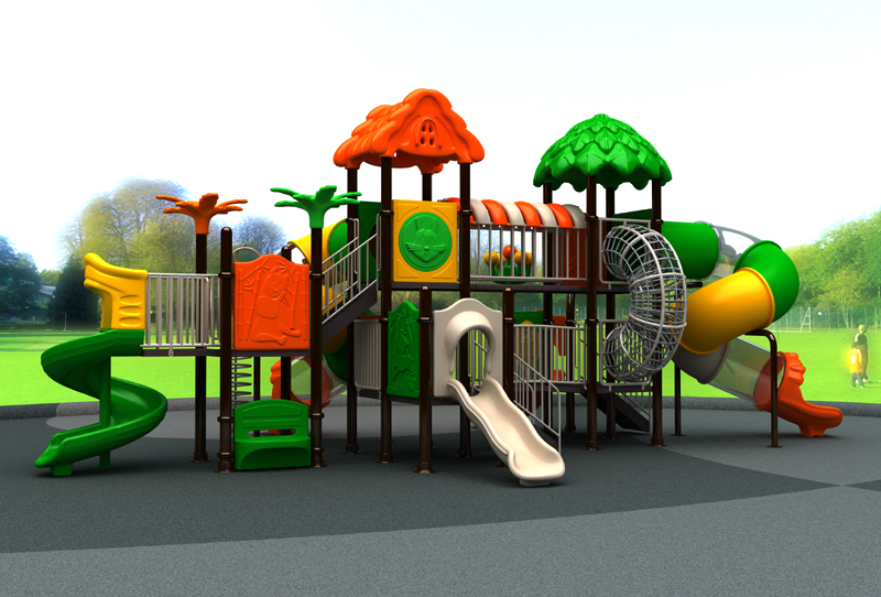 outdoor play structures 2