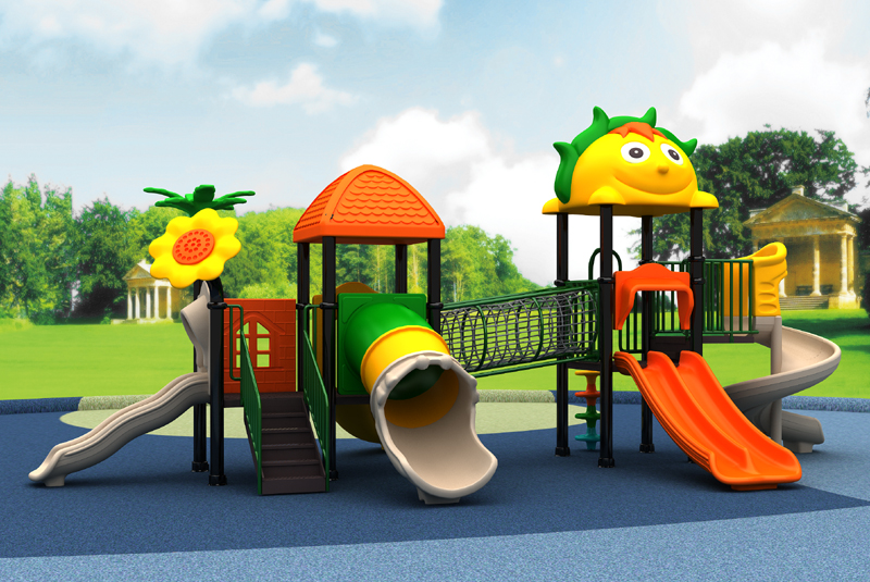kids Outdoor playground 1